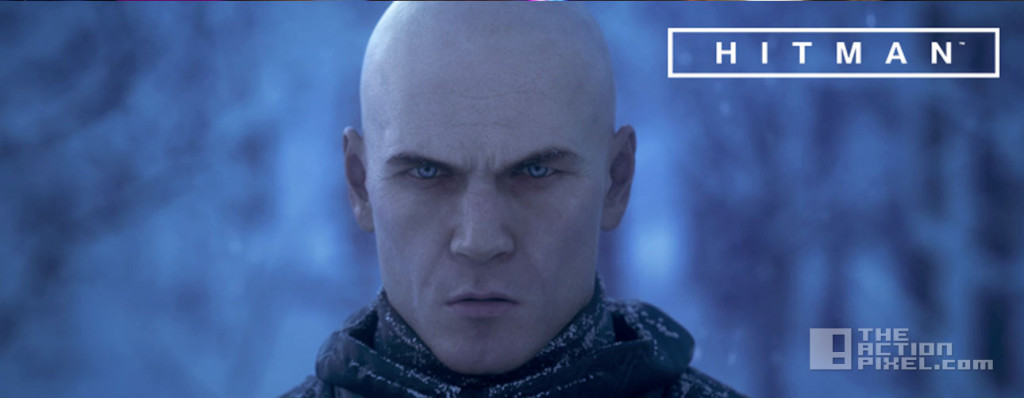 hitman. io interactive. the action pixel. @theactionpixel