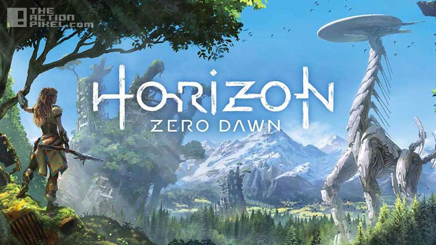 horizon zero dawn. the action pixel. @theactionpixel