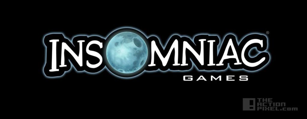 insomniac games. the action pixel. @theactionpixel