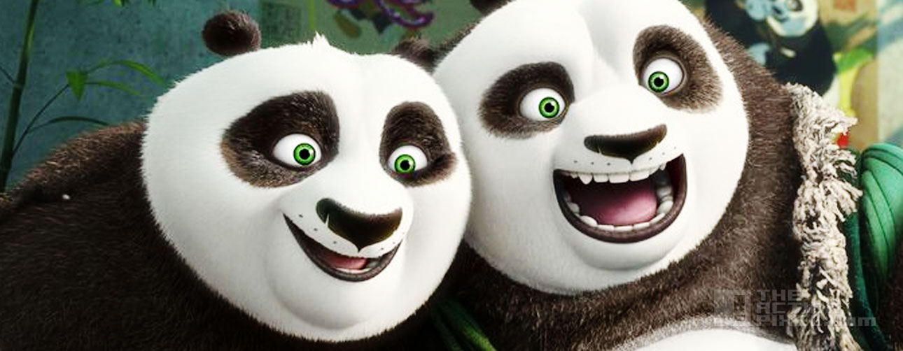 kung fu panda 3. dreamworks animation. the action pixel. @theactionpixel