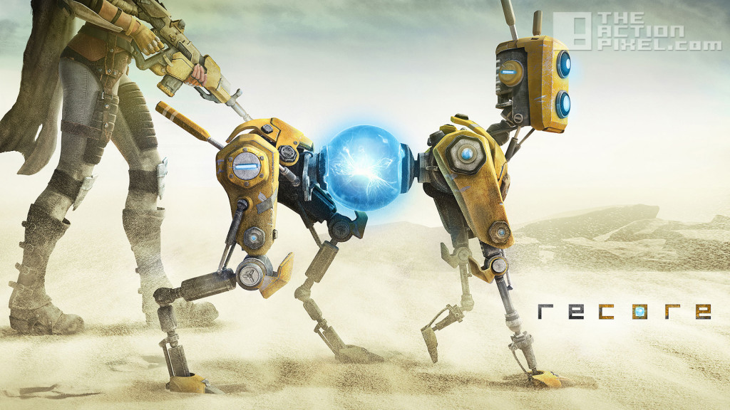 recore. microsoft. the action pixel. @theactionpixel