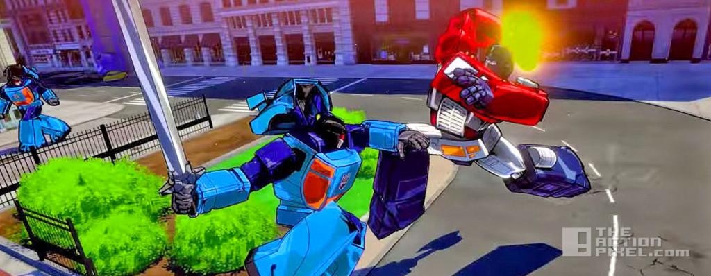 transformers devastation. hasbro, activision. platinum games. the action pixel . @theactionpixel