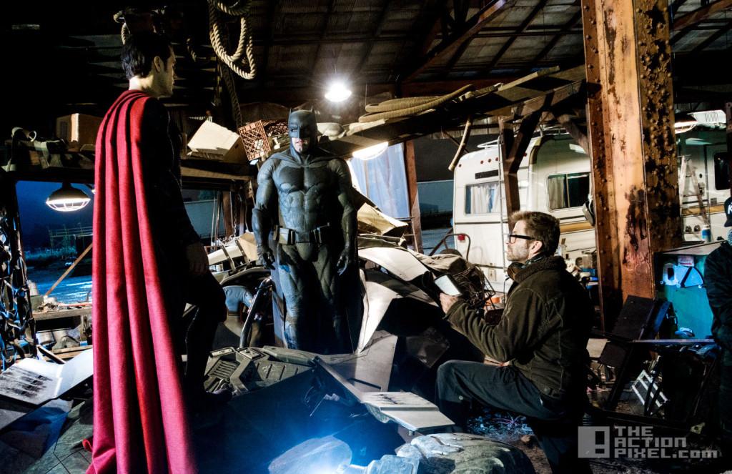 batman v superman: dawn of justice. the action pixel. @theactionpixel