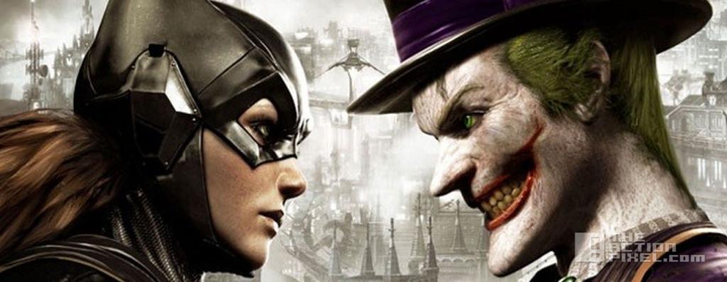 Batman: Arkham Knight- Batgirl: A Matter of Family DLC Trailer. the action pixel. @theactionpixel