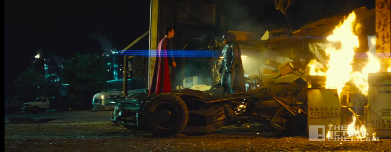 Batman v superman: dawn of justice. WB. DC comics. the action pixel. @theactionpixel