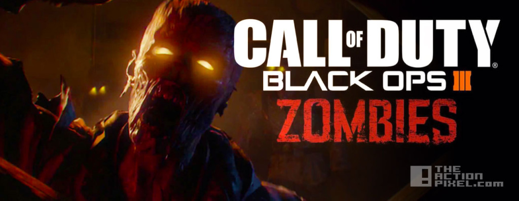 zombies #bo3zombies. call of duty Black Ops 3 . treyarch. activision, back in black. the action pixel @theactionpixel