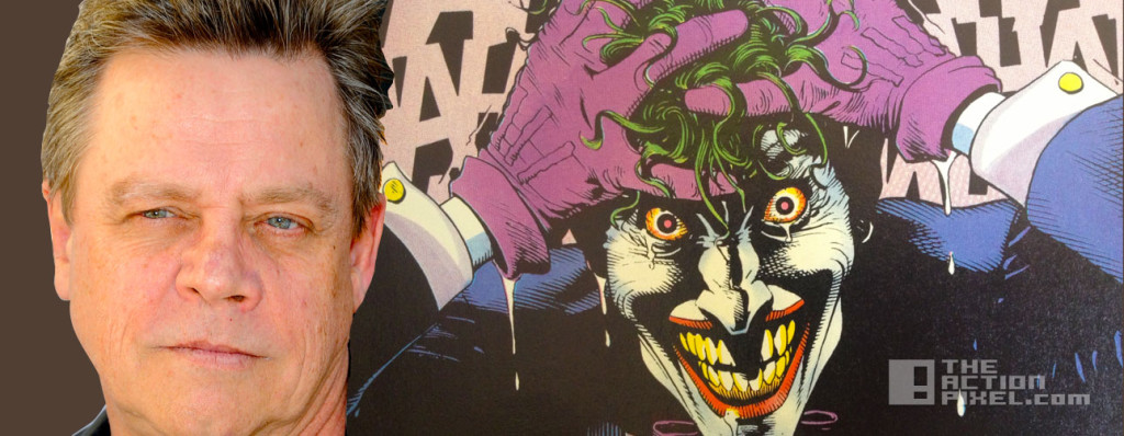mark hamill wants to be joker in batman killing joke. the action pixel. @theactionpixel. DC Comics