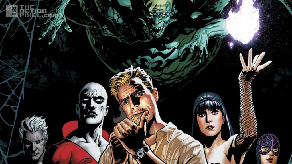 justice League Dark. Vertigo. The action pixel. @theactionpixel