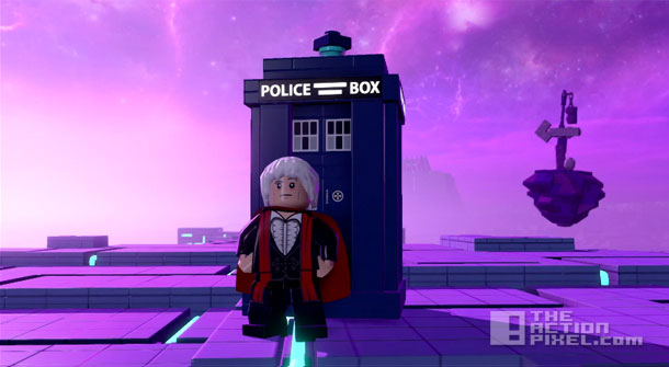 lego dimensions drwho1. the action pixel. @theactionpixel