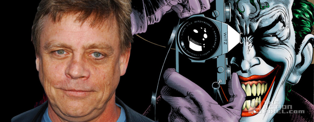mark hamil is the joker in batman: the killing joke. the action pixel. @theactionpixel