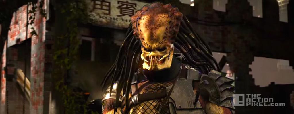 predator. Mortal Kombat X. the action pixel. @theactionpixel