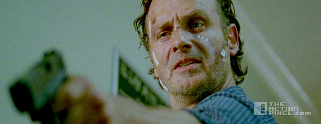 rick the walking dead season 6 trailer. the action pixel . @theactionpixel . AMC