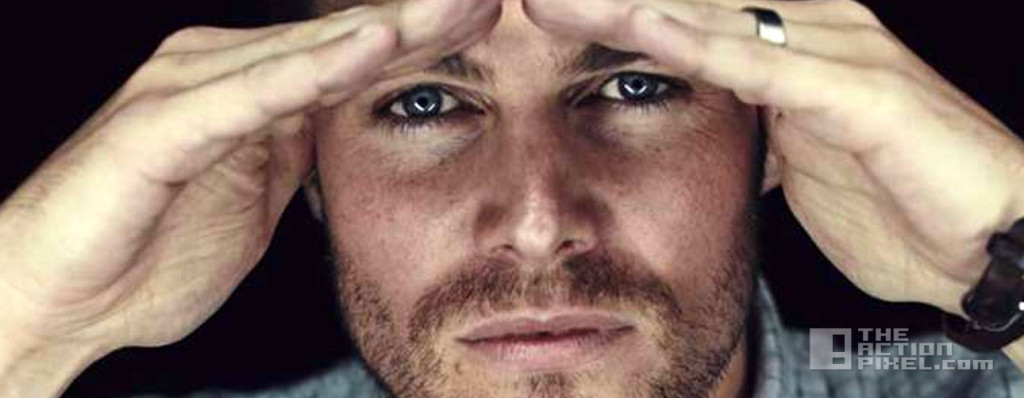 stephen Amell. the action pixel. @theactionpixel