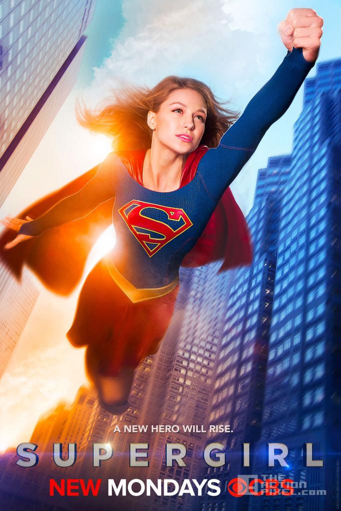 poster. melissa benoist. supergirl. dc comics. cbs. the action pixel. @theactionpixel