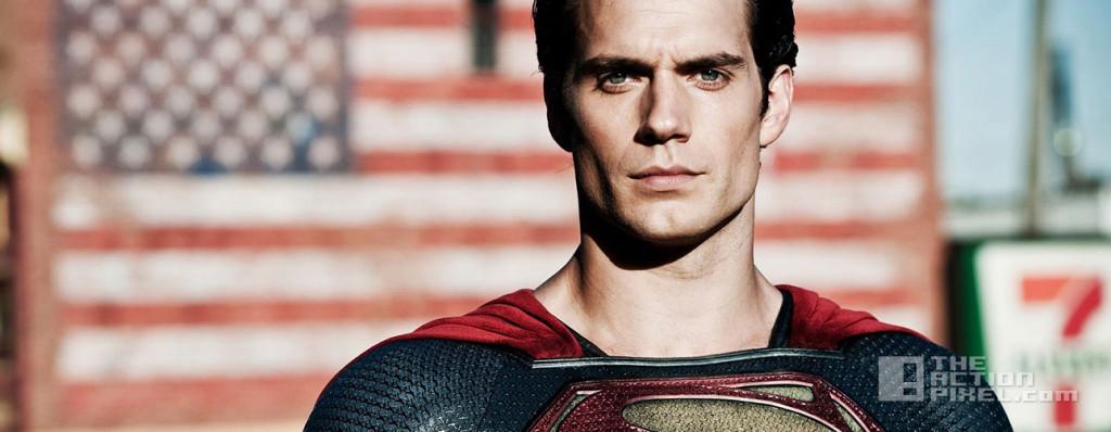 superman. the action pixel. @theactionpixel. dc . wb.