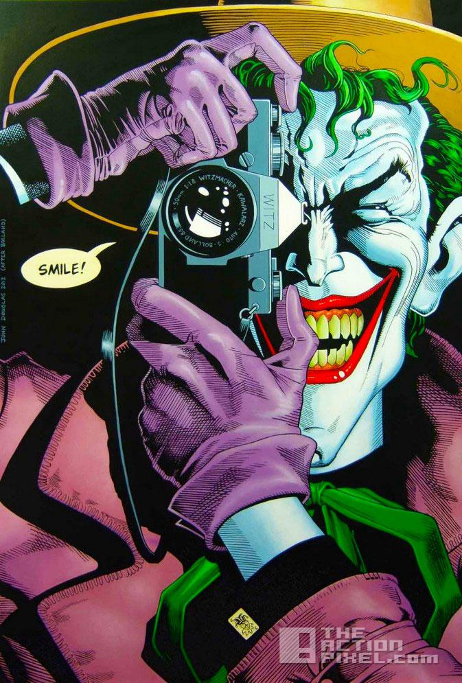 batman the killing joke. the action pixel. @theactionpixel. dc comics
