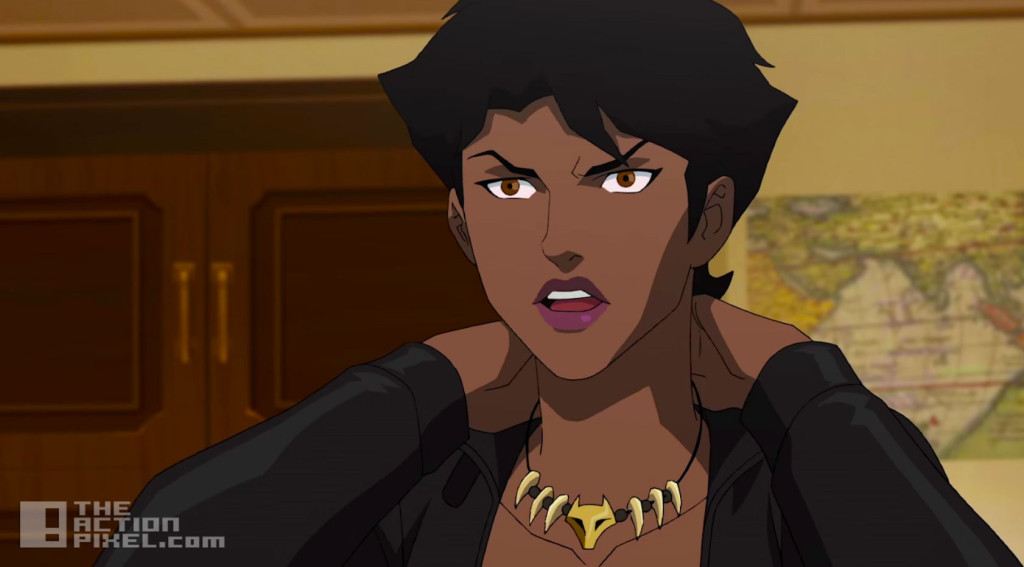 vixen. dc comics. cw seed. the action pixel. @theactionpixel