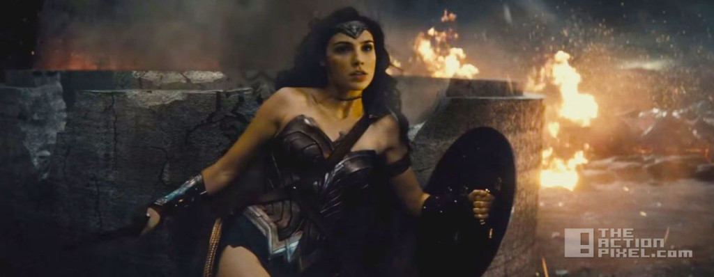 wonder woman. batman v superman: dawn of justice. wb. dc comics. the action pixel. @theactionpixel