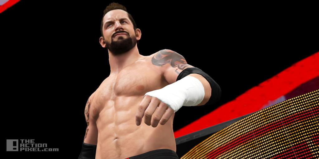 WWE 2K16. THE ACTION PIXEL. 2K. @THEACTIONPIXEL