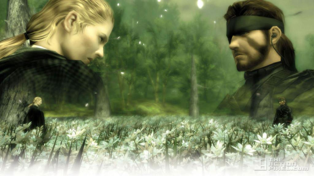 Metal Gear Solid retrospective. Konami, Kojima