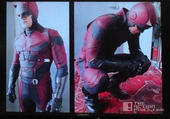 daredevil suit season 2 _leak. marvel. netflix. the action pixel. @theactionpixel