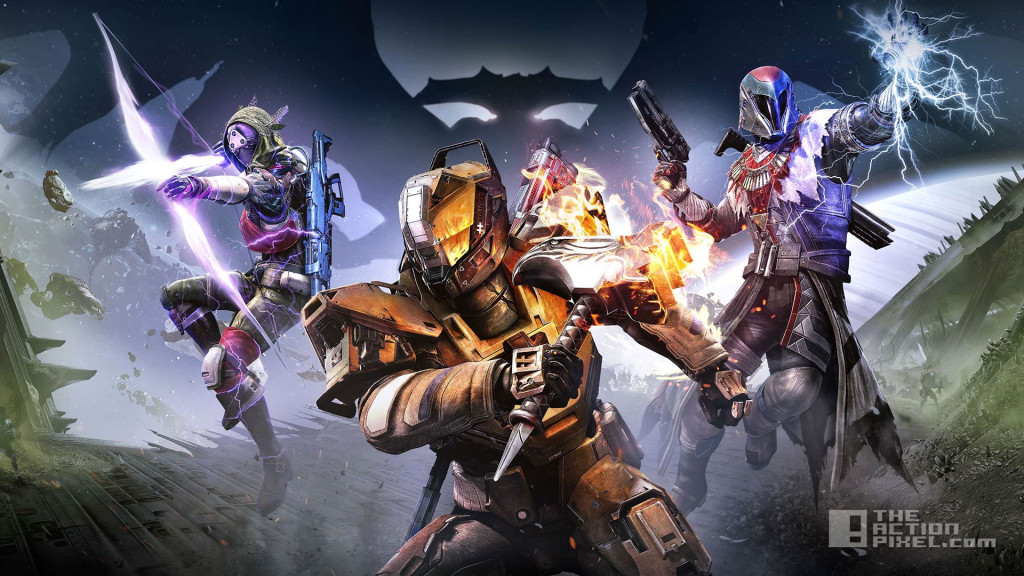destiny the taken king full.  bungie. the action pixel. @theactionpixel
