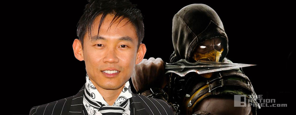 james wan mortal kombat. the action pixel. @theactionpixel