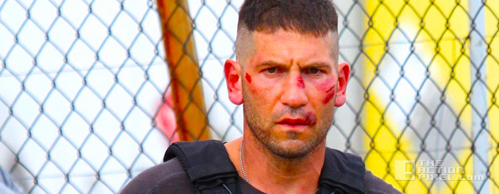 jon bernthal as the punisher in Daredevil. netflix. marvel. the action pixel. @theactionpixel