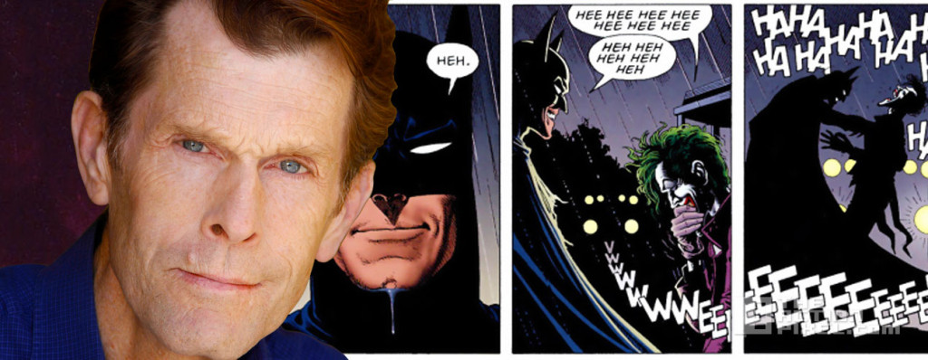 kevin conroy. batman. the killing joke. entertainment on tap. the action pixel. @theactionpixel