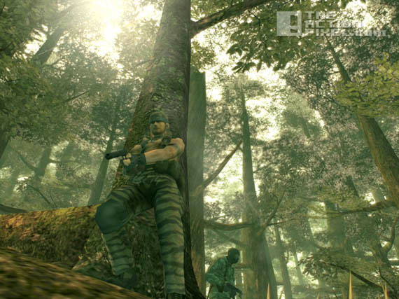 operation snake eater.  Metal Gear Solid. the action pixel. @theactionpixel konami. kojima