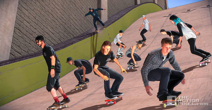 tony hawks 5. thps. activision. the action pixel. @theactionpixel. Robomodo . Disruptive Games