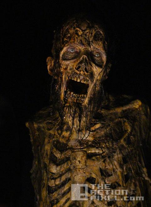 The walking dead season 6 zombies. amc. the action pixel. @theactionpixel
