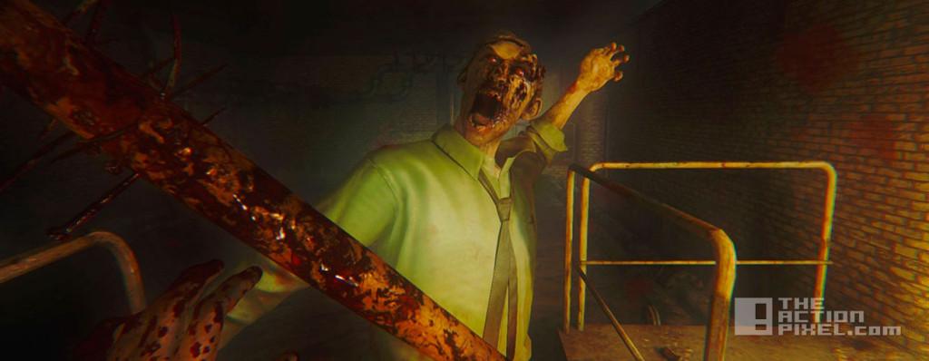 zombi. the action pixel. ubisoft. @theactionpixel