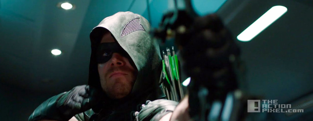 arrow season 4. green arrow. the cw. dc comics. @theactionpixel. the action pixel