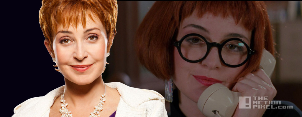 annie potts. ghostbusters. the action pixel. @theactionpixel