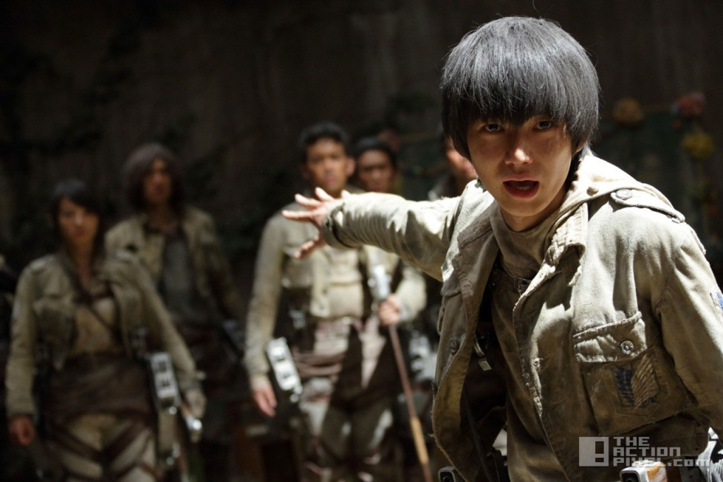 attack on titan. the action pixel. @theactionpixel. funimation