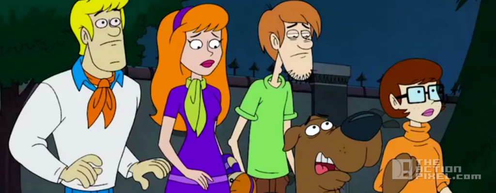 be cool scooby-doo warner bros. animation. the action pixel. @theactionpixel