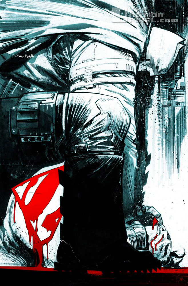dark knight 3: the master race variant cover. dc comics. the action pixel. @theactionpixel