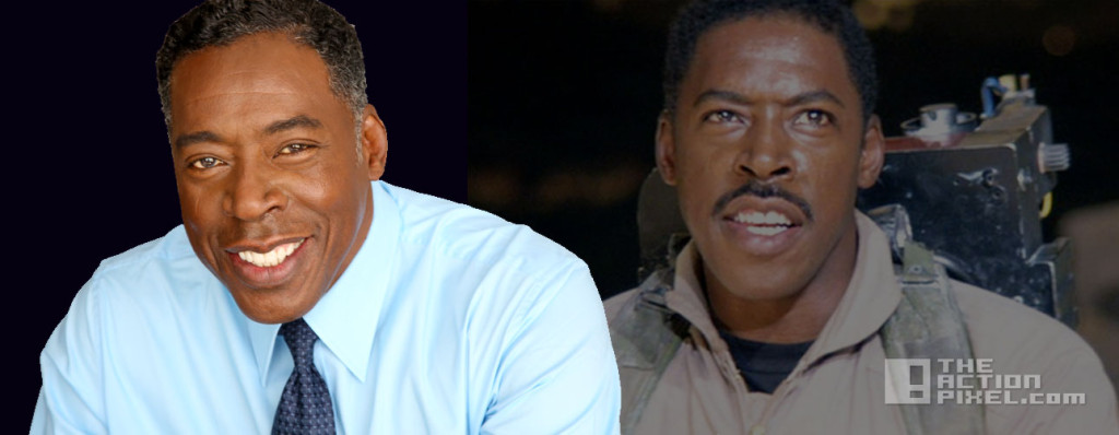 ernie hudson. ghostbusters. the action pixel. @theactionpixel