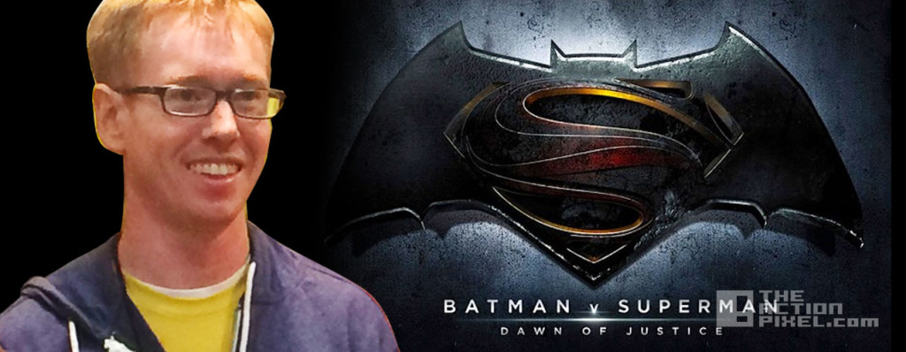 mchael kogge batman v superman. dawn of justice
