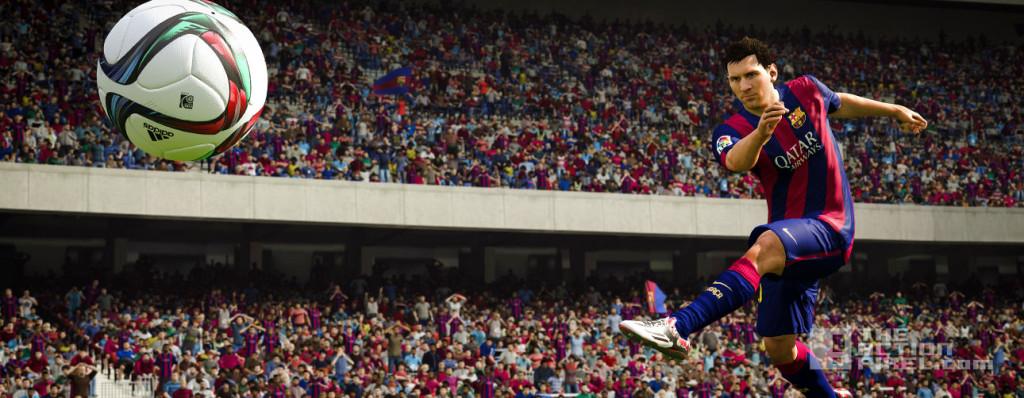 messi fifa 16. ea sports. @theactionpixel the action pixel