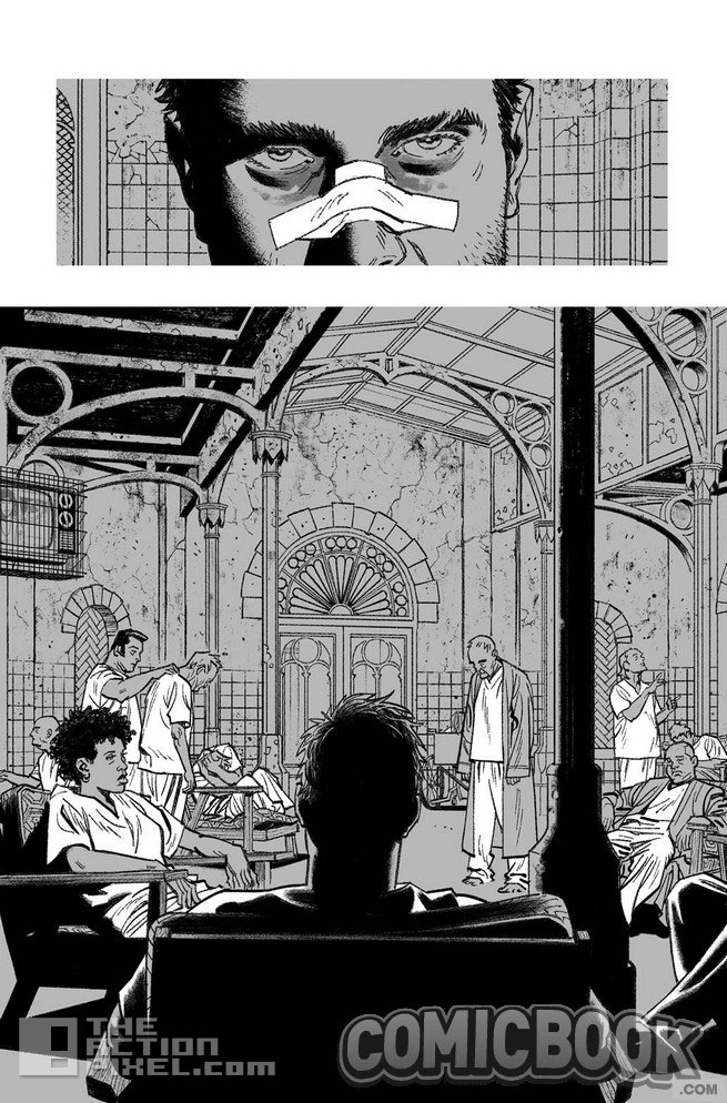 moon knight page 2. the action pixel. @theactionpixel. Marvel.