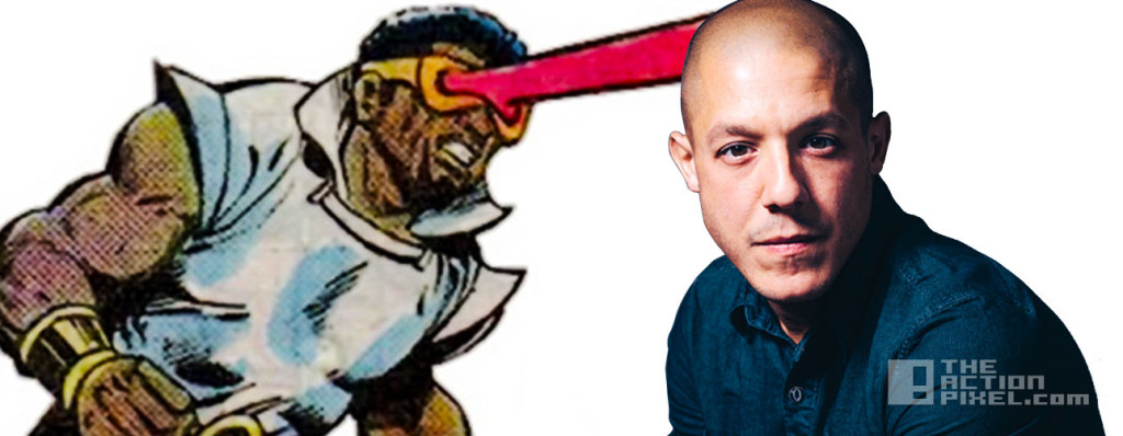 theo rossi to play shades in Luke Cage. netflix, marvel, the action pixel. @theactionpixel