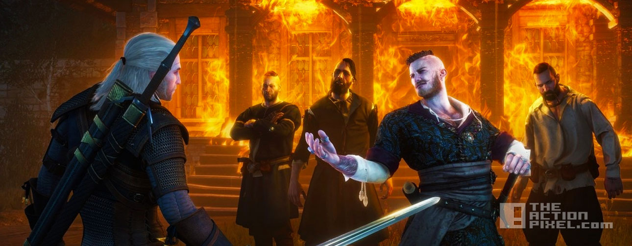 th ewitcher3: wild hunt. hearts of stone expansion dlc pack. the action pixel. @theactionpixel. cd projekt red