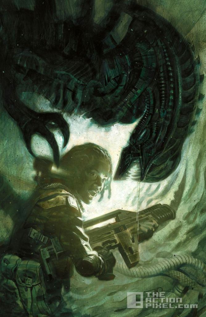 alien Defiance. dark horse comics. the action pixel. entertainment on tap. @theactionpixel