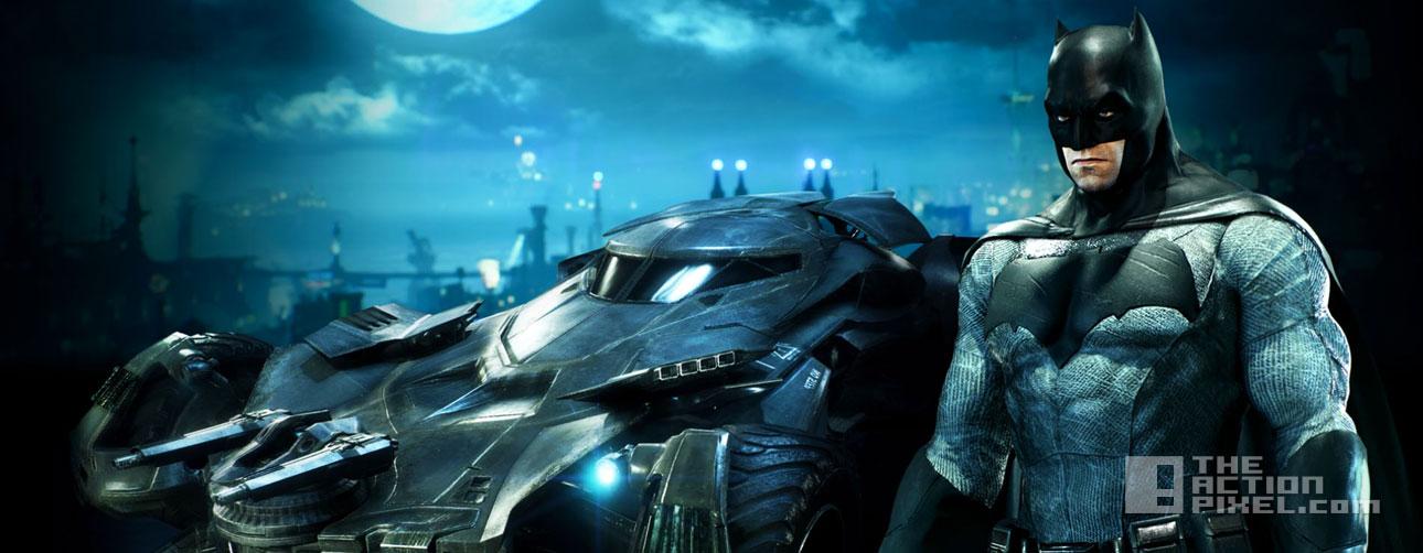 batman arkham knight. batman v superman. dawn of justice, dlc. rocksteady games. dc comics. the action pixel. @theactionpixel