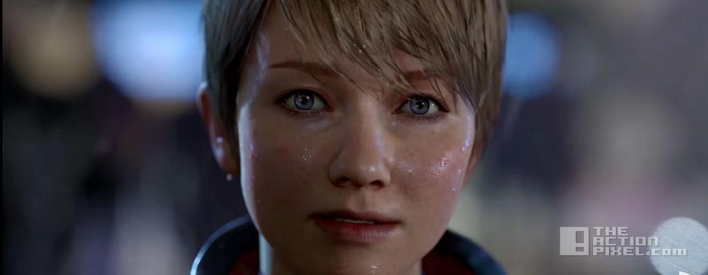kara. detroit: become human. quantic dream. ps4. the action pixel. @theactionpixel