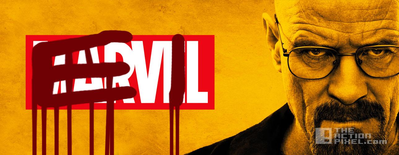 bryan cranston. marvel . wants to play evil villain