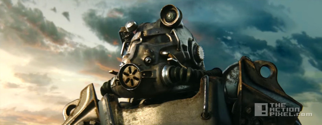 fallout 4 the wanderer trailer. bethesda softworks. the action pixel. @theactionpixel