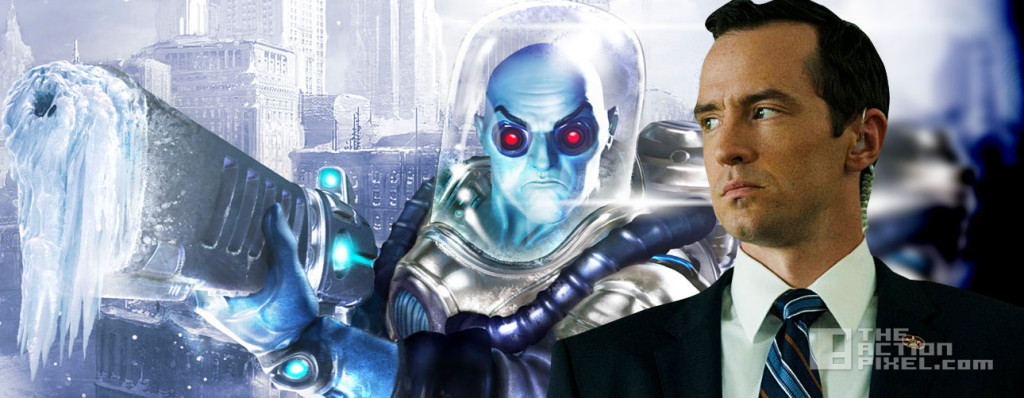 gotham. mr freeze. nathan darrow. fox. the action pixel. @theactionpixel